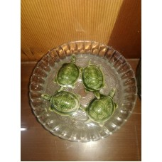 Floating Tortoises